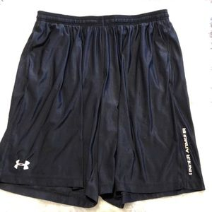 Under Armour basketball short.